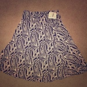 🌺🌺HOST PICK!🌺🌺 NWT LuLaRoe Azure Skirt